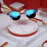 C4D精品工程-眼镜产品广告C4D动画源工程含动画材质